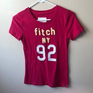 Abercrombie and Fitch tee shirt only worn once